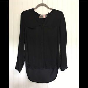 Zara Traufaluc Black Blouse, Sm